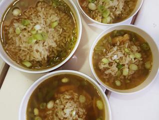 Aziatische soep
