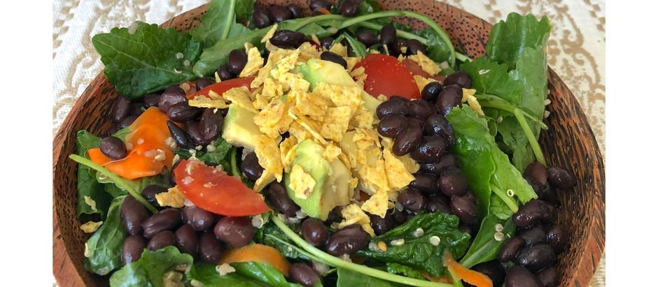 Ensalada Mexicana de Quinoa