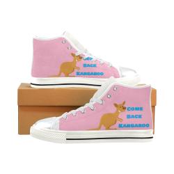 Come Back Kangaroo Pink Girls shoe.png