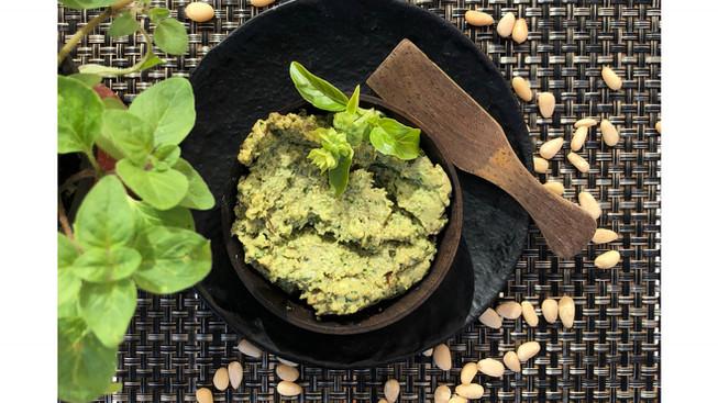 Pesto Vegano Cremoso