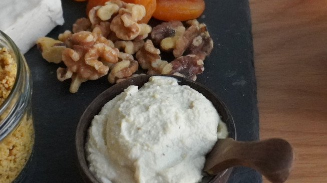 Queso Crema Vegano