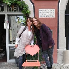 Steffi und Christine May