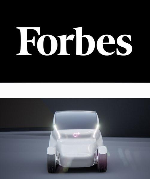 Arturo Tedeschi on Forbes