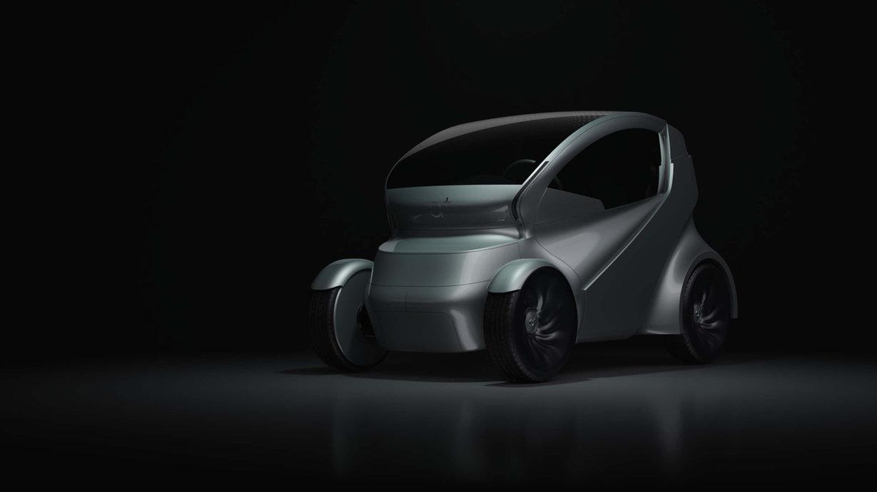 Arturo Tedeschi IRIS Car (2020)
