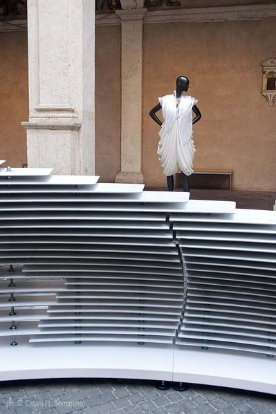Arturo Tedeschi NUS Installation (2012)