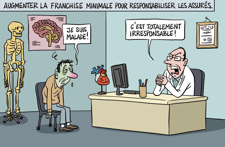 Franchise assurance maladie