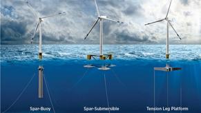 Floating Wind. Pływające farmy wiatrowe będą drogą do dekarbonizacji gospodarki?