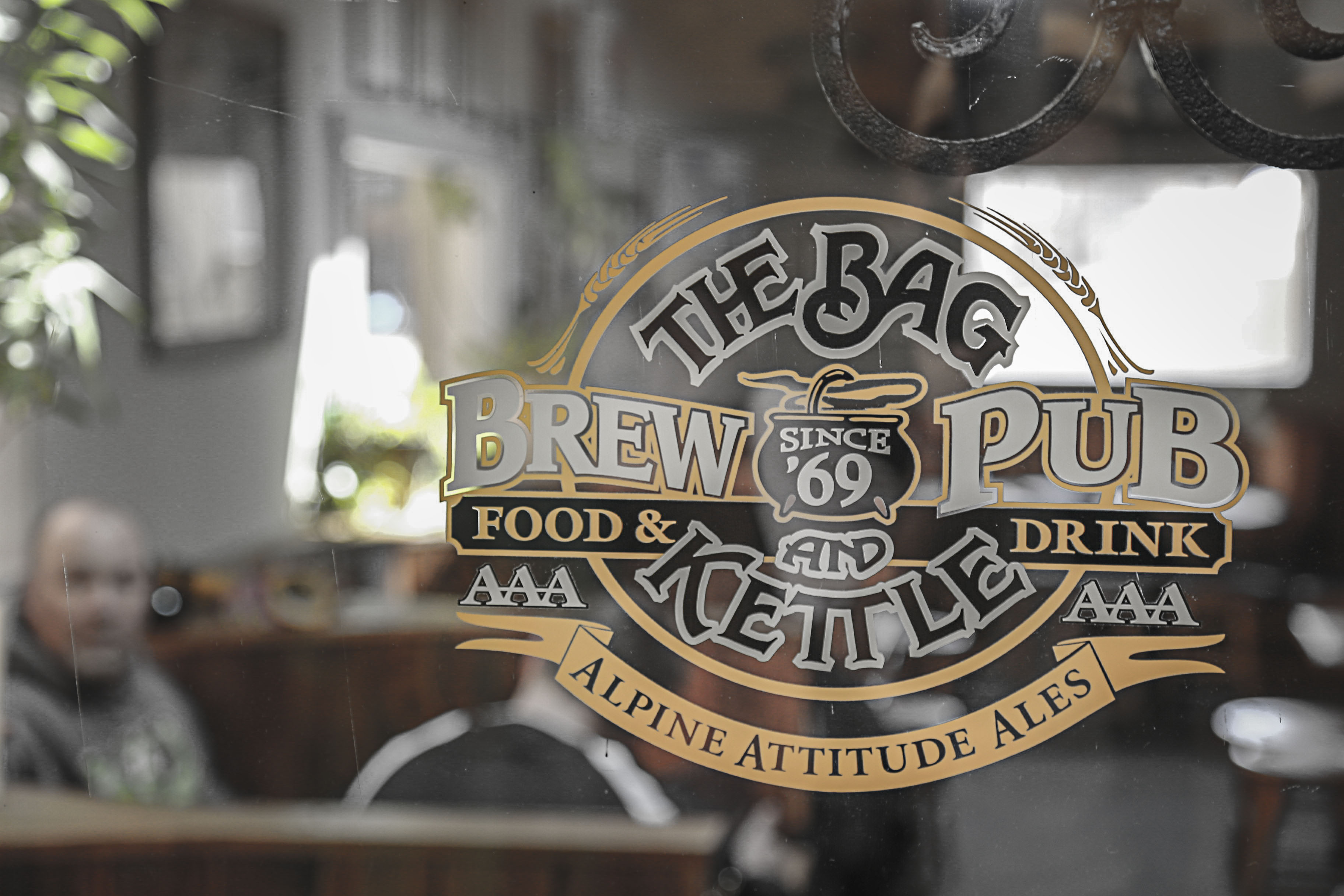 The Bag and Kettle