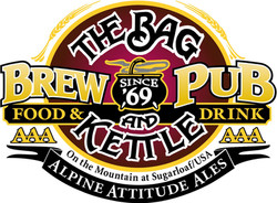 Bag and Kettle Logo