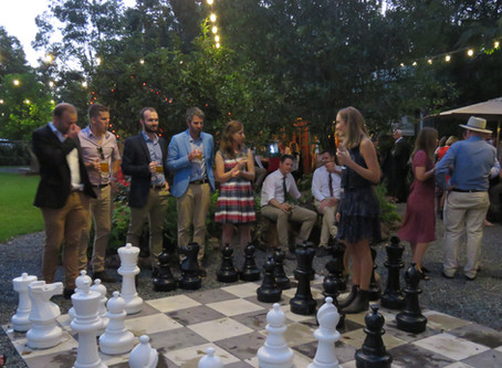 Lawn Games - Giant Chess