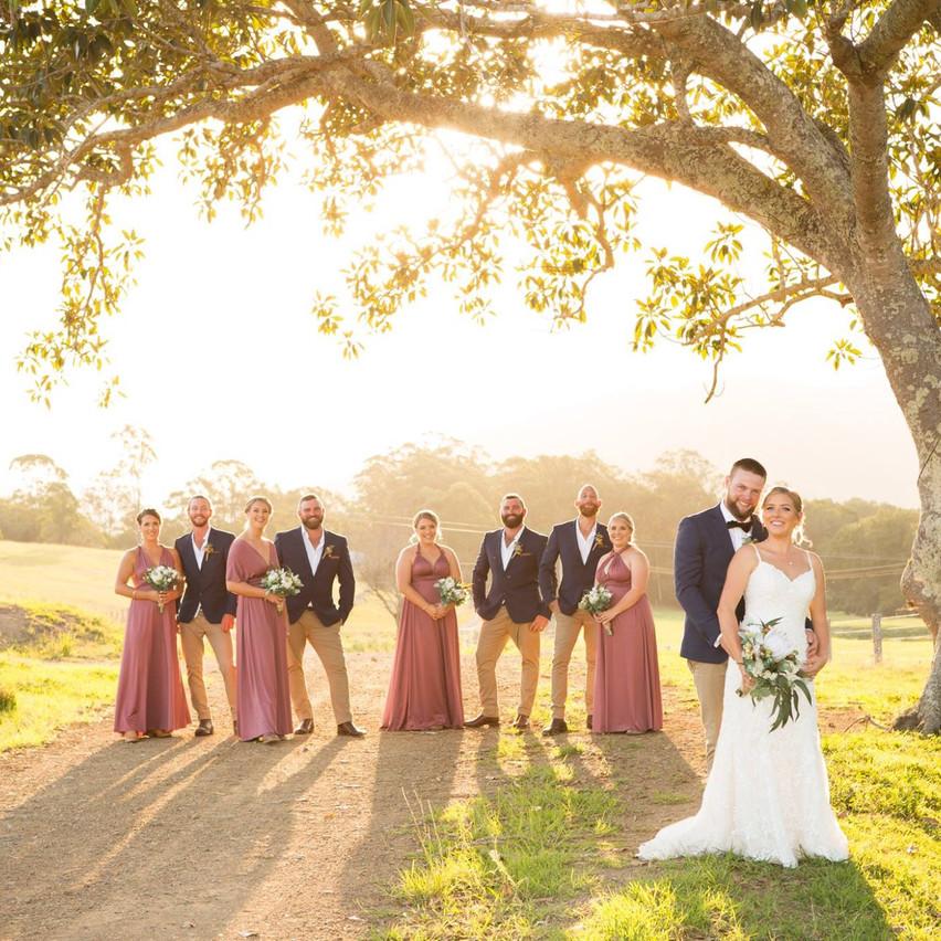Kings Creek Retreat Wedding - Matt & Yo  (1)