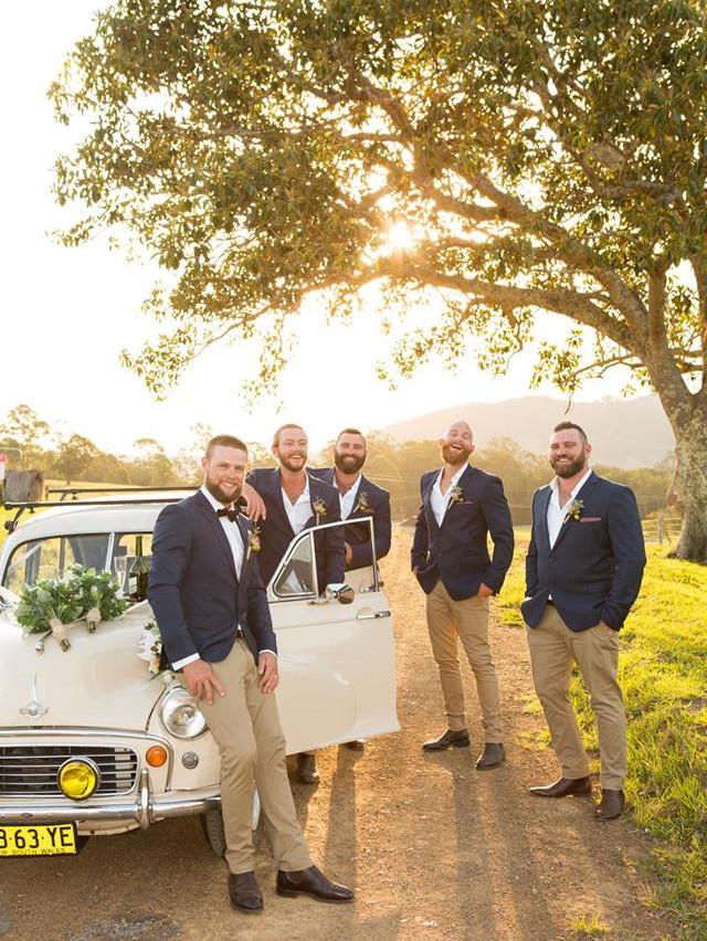 Kings Creek Retreat Wedding - Matt & Yo  (2)