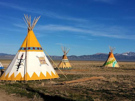 Mustang Monument - Nevada USA