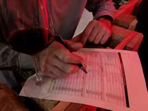 DEGUSTATIE | Klant plaatst order | Cuervo Blanco