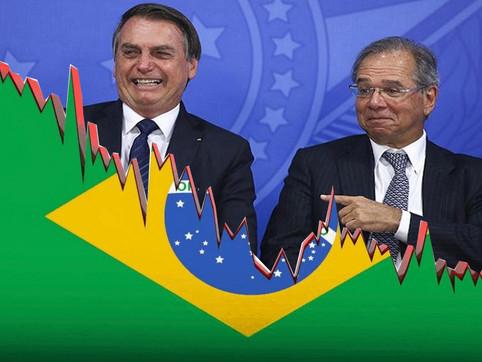 Economistas do Caos: Guedes e sua Equipe Econômica do Governo Bolsonaro