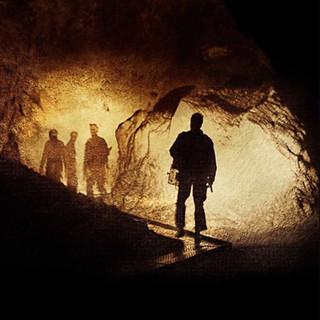 O coquetel molotov na caverna