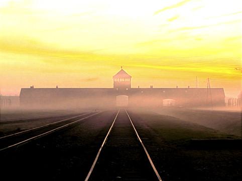Ruínas de Auschwitz-Birkenau: 76 anos depois