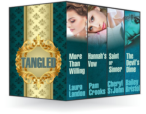 Tangled boxed set