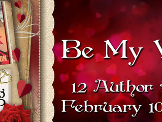 12-Author Valentine Hop