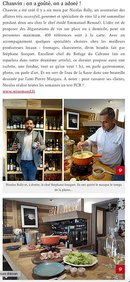 article dynamic senior-restaurant le ref
