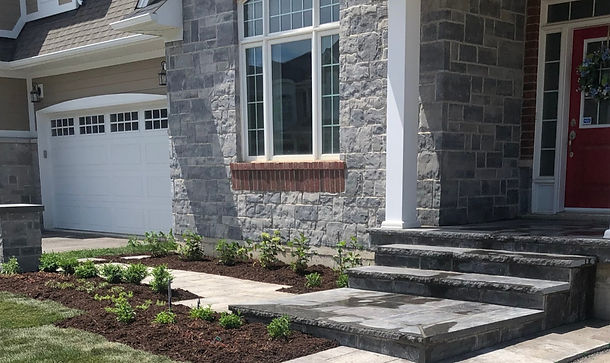 Frontier Landscapes Stone Work