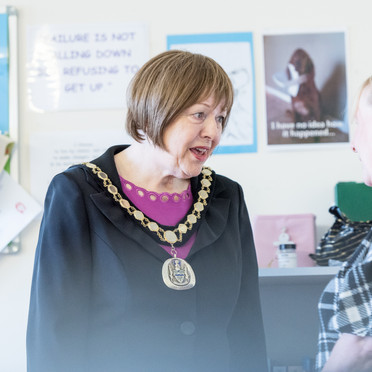 #resolve #welwyn #addiction #help #alcohol #drugs #therapy #counselling #support #10years #anniversary #celebration #mayor