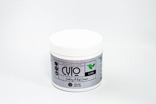 CBD Cooling Relief Cream - 500mg