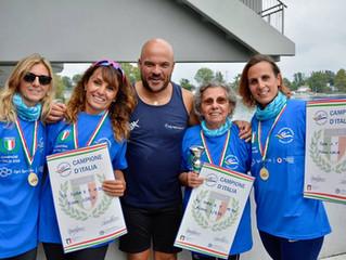 Navigliosport e le sue Donne campionesse d'Italia!