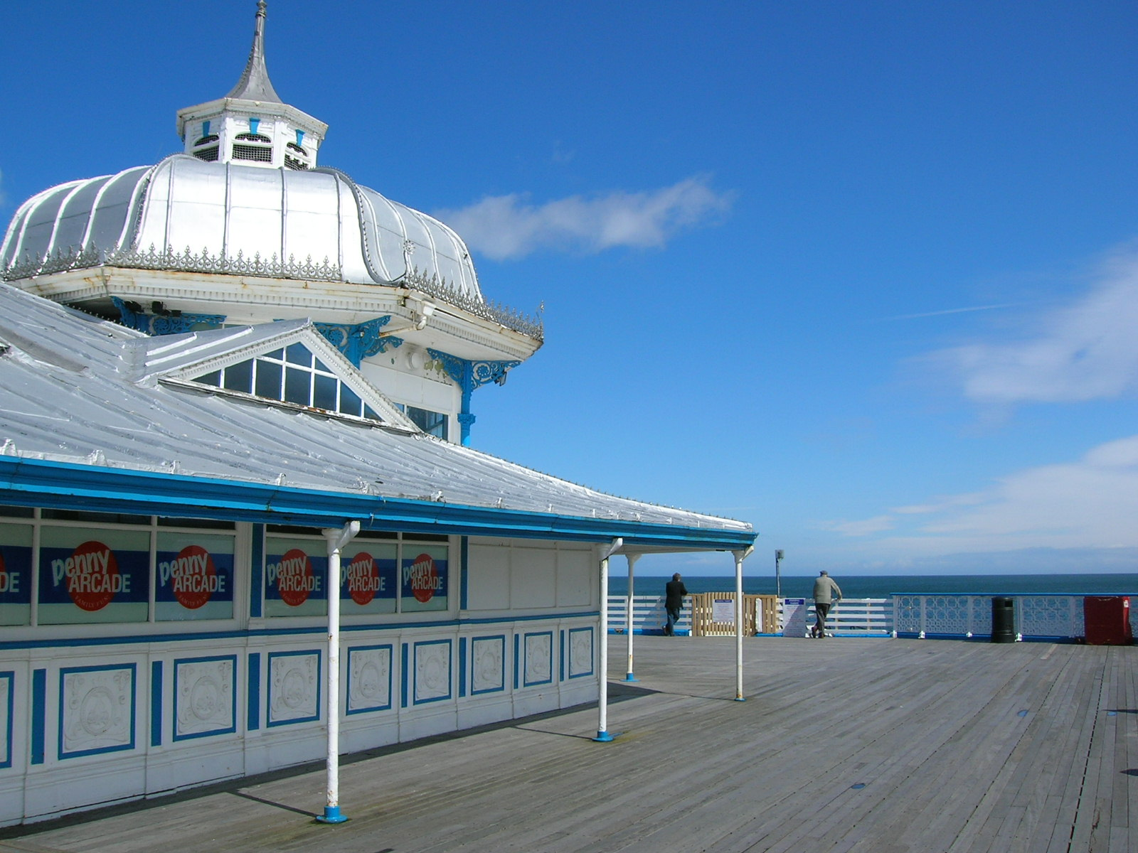 The End Of The Pier