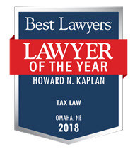 Howard Kaplan, Lawyer of the Year Tax Law