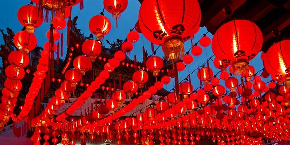 Chinese:Preparing for Chinese New year