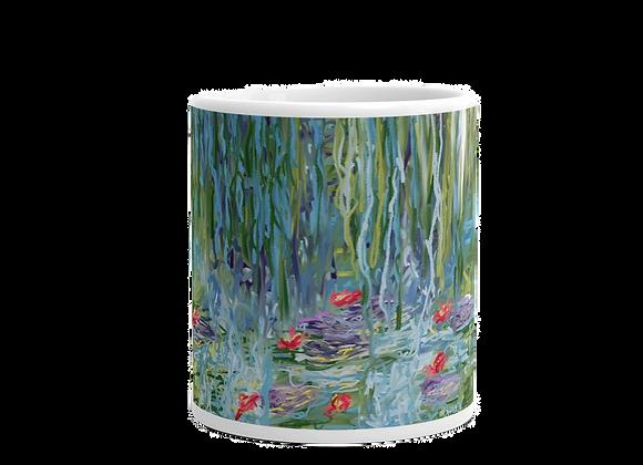 """Water Lily"" 00.2 Mug"