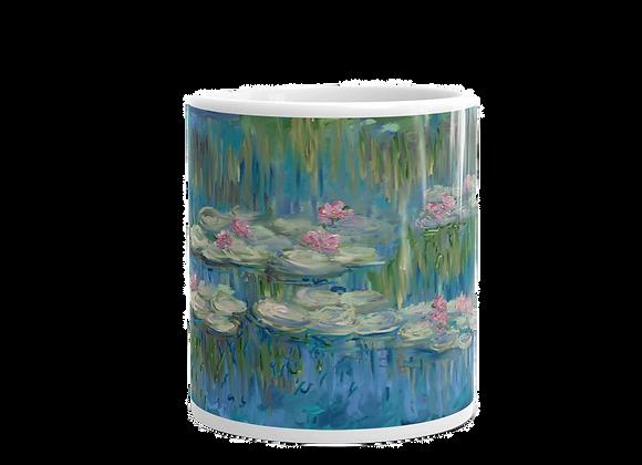 """Water Lily"" 00.4 Mug"