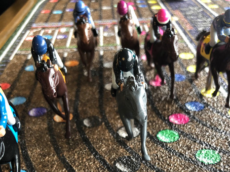 Entertainment for horse racing enthusiast and gamers
