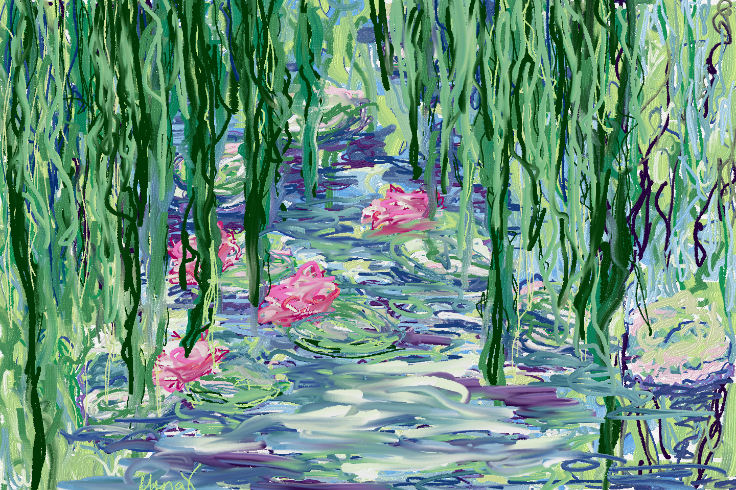 Water Lily 00.1