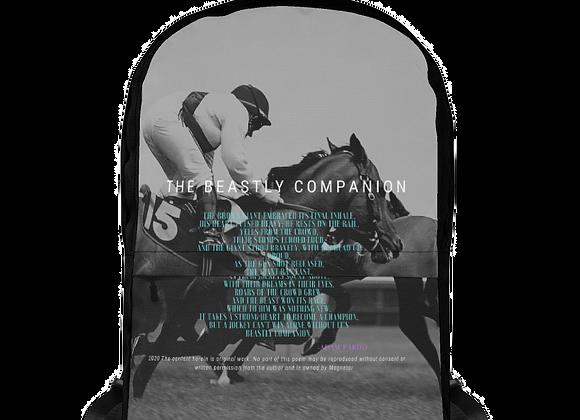 """Beastly Companion"" Backpack"
