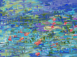 Water Lily 00.9