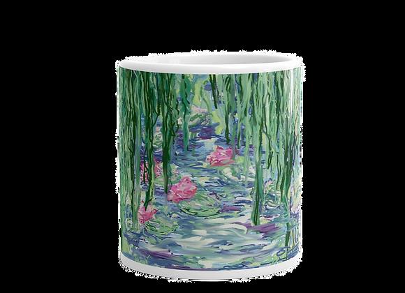 """Water Lily"" 00.1 Mug"