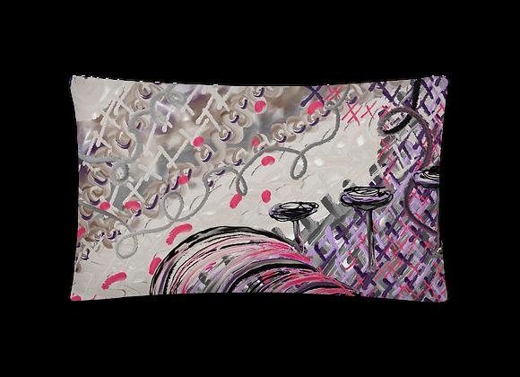 """""""Lipstick"""" 00.9 Pillow"""