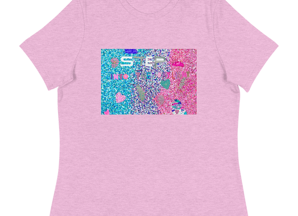 """Step Into the Daylight"" Women's Relaxed T-Shirt"