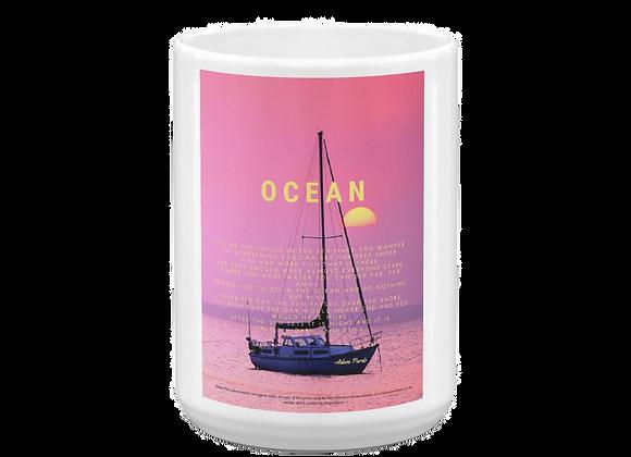 """""""Ocean"""" Mug"""