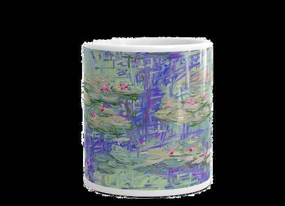 """Water Lily"" 00.7 Mug"