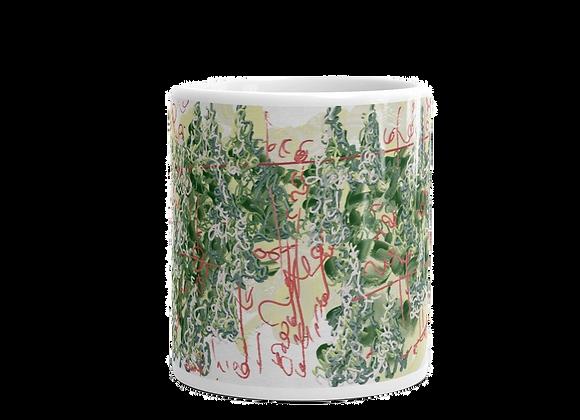 """Oh Evergreen"" 00.1 Mug"
