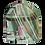Thumbnail: Mint Julep 00.3 All-Over Print Beanie