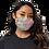 "Thumbnail: ""Answers"" Premium face mask"