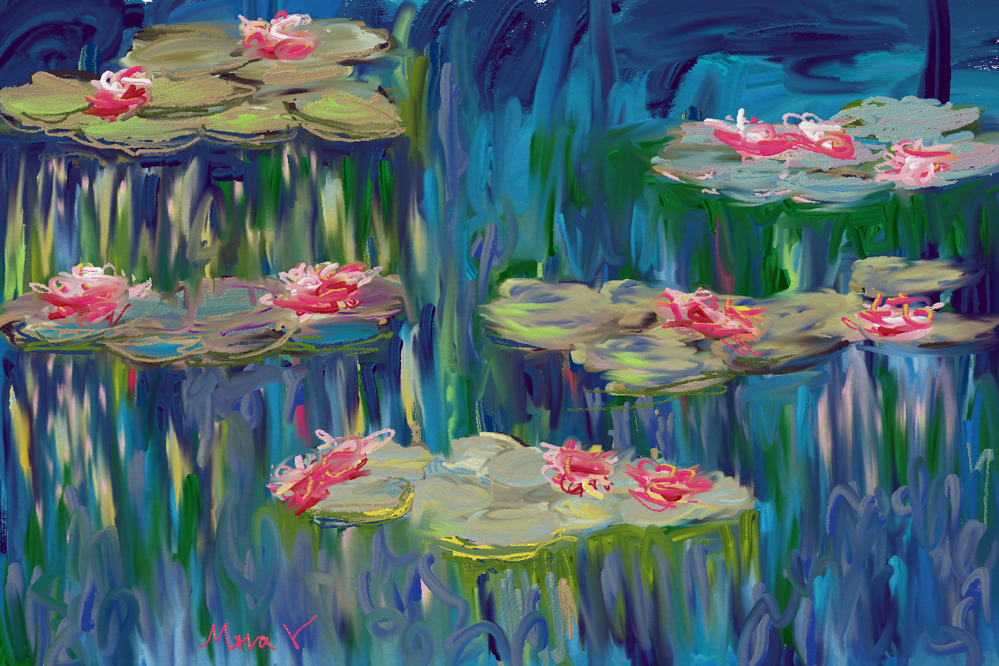 Water Lily 00.6