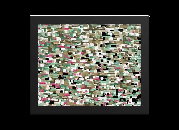Mint Julep 00.1 Framed photo paper poster