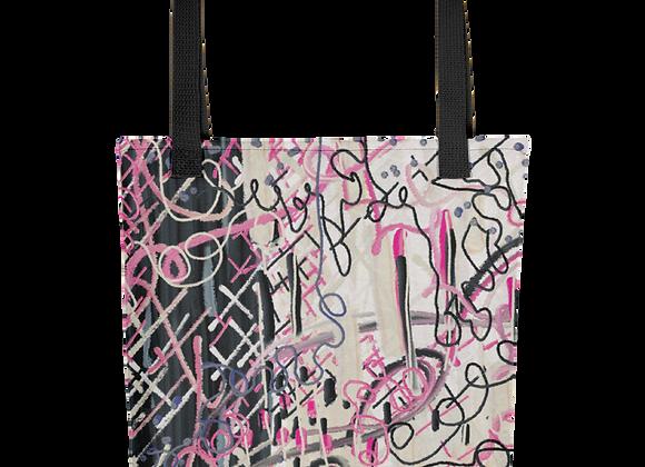 """""""Lipstick"""" 00.7 Tote Bag"""