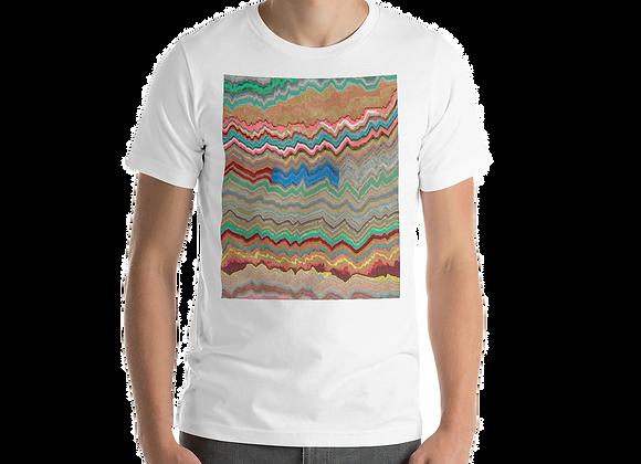 """""""Disperse"""" Short Sleeve Unisex T-Shirt"""
