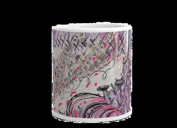 """""""Lipstick"""" 00.9 Mug"""